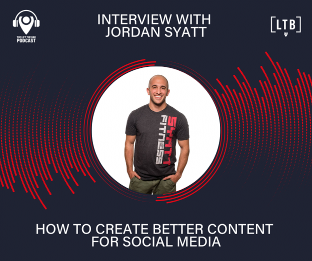 jordan syatt podcast interview content creation