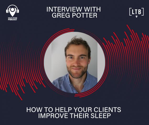 greg potter sleep podcast interview