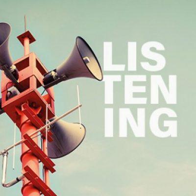 Group logo of Listening